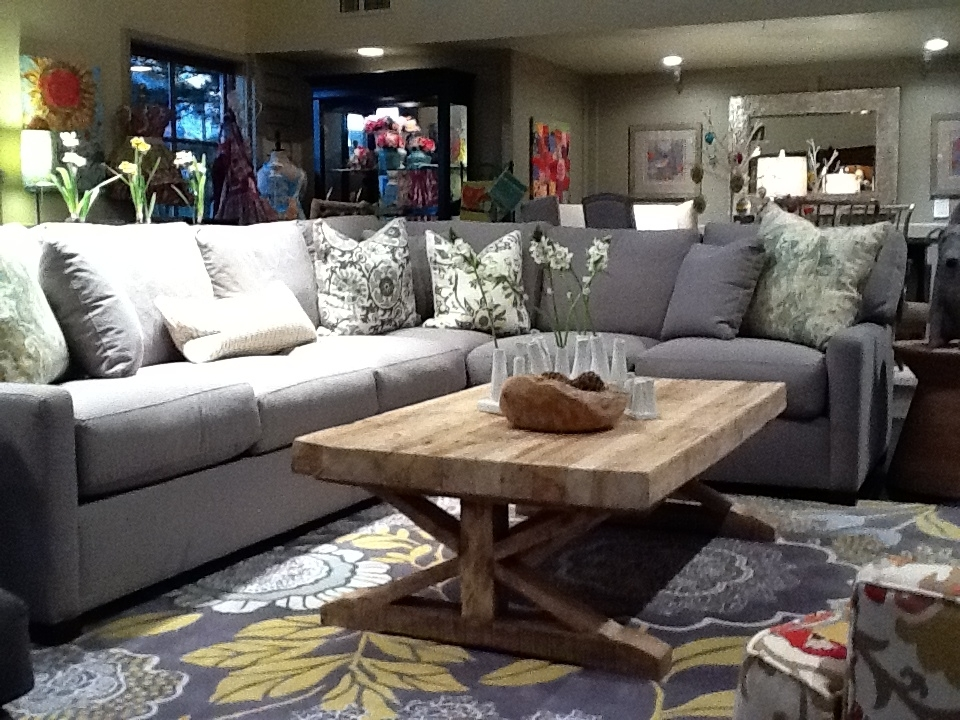 Latest Lee Industries Sectional From Gatehouse In Orem Utah (View 2 of 10)