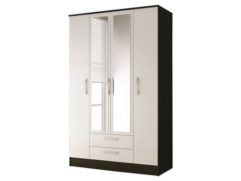 Featured Photo of Wardrobes With Mirror