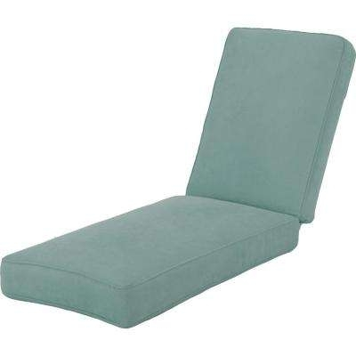Latest Martha Stewart Living – Chaise Lounge Cushions – Outdoor Cushions Inside Martha Stewart Outdoor Chaise Lounge Chairs (View 6 of 15)