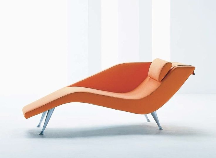 Latest Modern Chaises Pertaining To 37 Best Dellarobbia Images On Pinterest (View 15 of 15)