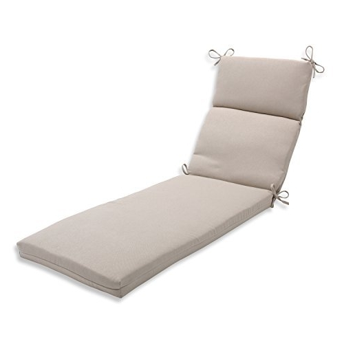 Latest Outdoor Chaise Cushions With Outdoor Chaise Cushion: Amazon (View 7 of 15)