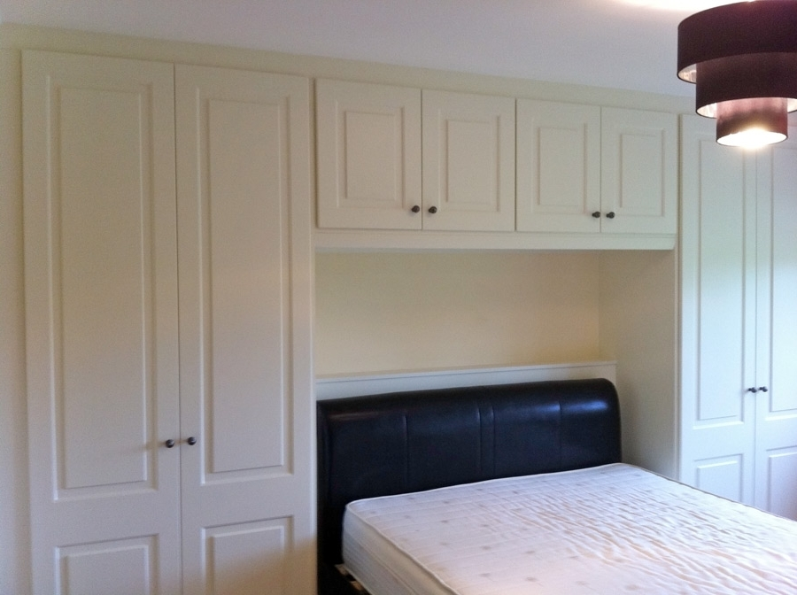 Latest Overbed Wardrobes For Over Bed Wardrobes – Bespoke Kitchens – Fitted Wardrobes – Fully (View 6 of 15)