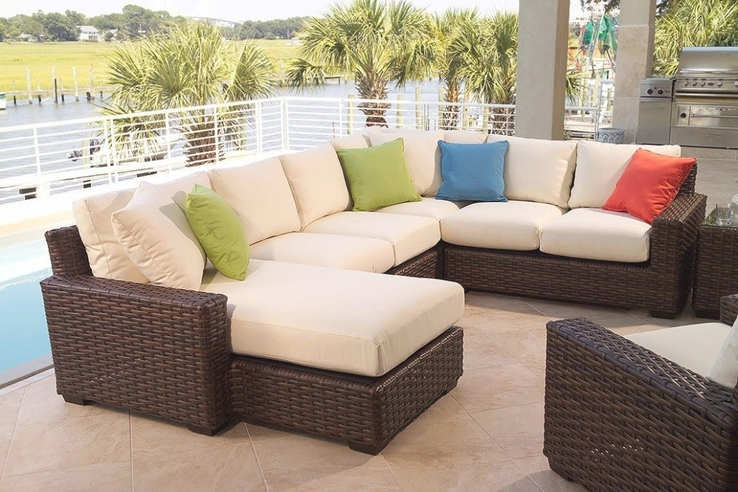 Latest Photo Gallery Of Outdoor Sectional Sofa Home Depot (Viewing 6 Of Pertaining To Home Depot Sectional Sofas (View 5 of 10)