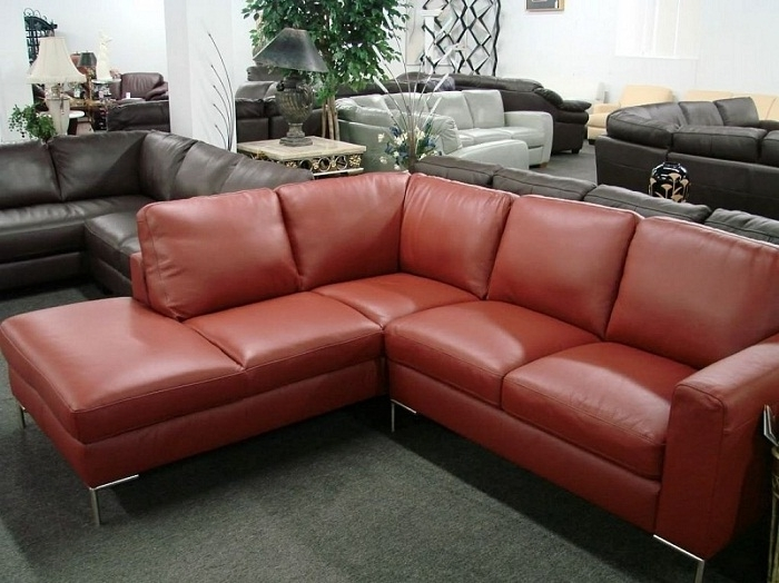 Latest Recliner Natuzzi Leather Sectional Sofa, Reclining Leather Sofa Pertaining To Natuzzi Sectional Sofas (View 4 of 10)