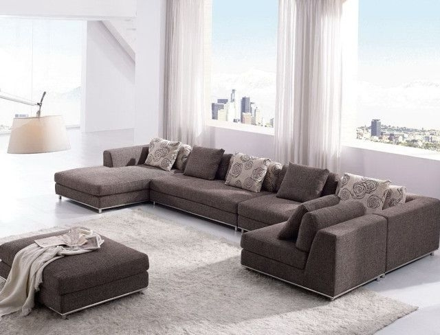 Latest Reclining U Shaped Sectionals Regarding U Shaped Couch With Recliner – Http://ddrive/ (View 5 of 10)