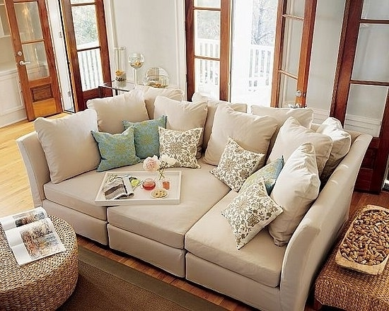 Latest Sectional Sofa Design: Deep Sectional Sofas Recliners Chaise Sale Pertaining To Deep Seating Sectional Sofas (View 6 of 10)