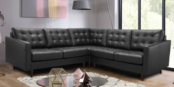 Latest Sectional Sofas In Hyderabad For Buy Norsborg Sectional Sofa In Black Letterettedreamzz (View 5 of 10)