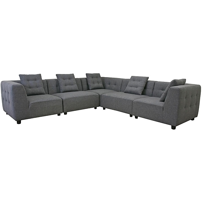 Latest Sectional Sofas That Can Be Rearranged For This Alcoa Sectional Sofa Consists Of Five Separate Pieces That (View 2 of 10)