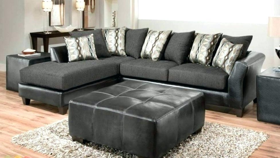 Latest Sectional Sofas With Chaise – Wojcicki Within Charcoal Sectionals With Chaise (View 11 of 15)