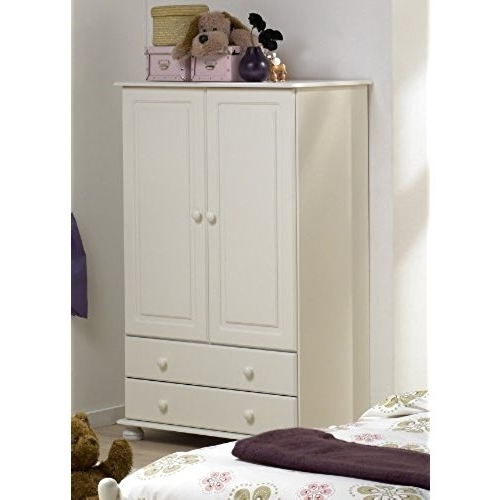 Latest Small Wardrobes For Small Bedrooms: Amazon.co (View 5 of 15)