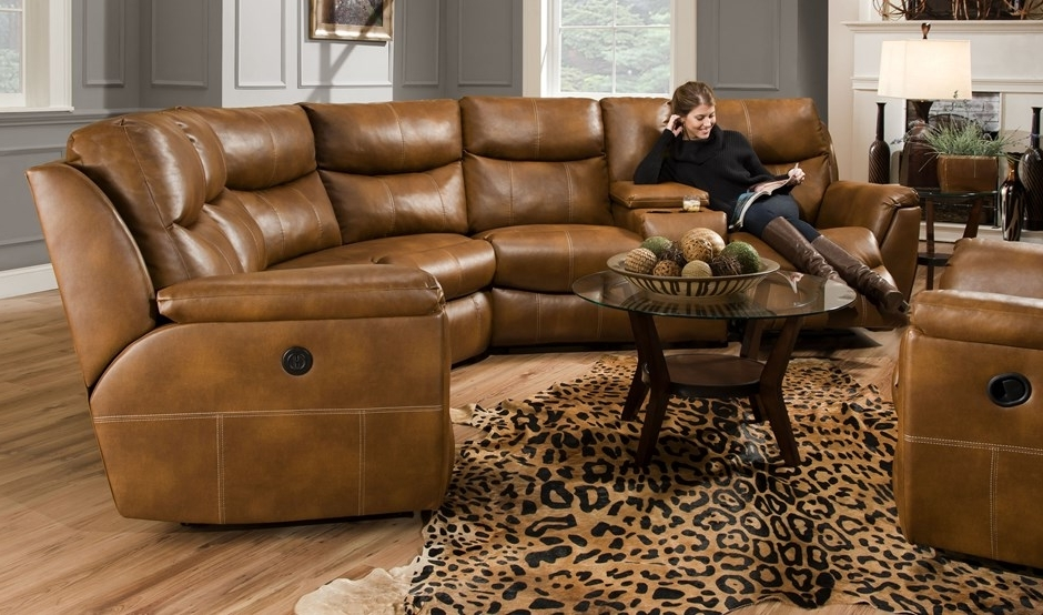 Latest Sofa Beds Design: Fascinating Modern Leather Motion Sectional Sofa Regarding Motion Sectional Sofas (View 6 of 10)