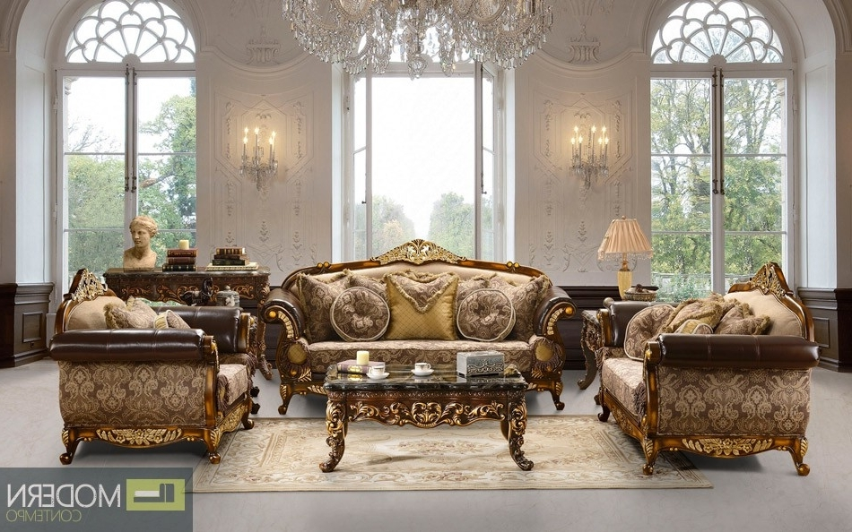 Latest Traditional Sofas And Chairs With Outstanding Inspiring Traditional Sofas Living Room Furniture (View 5 of 10)