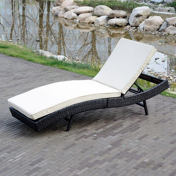 Latest Walmart Outdoor Chaise Lounges Throughout Outdoor : Indoor Lounge Chair Walmart Outdoor Chaise Lounge (View 3 of 15)