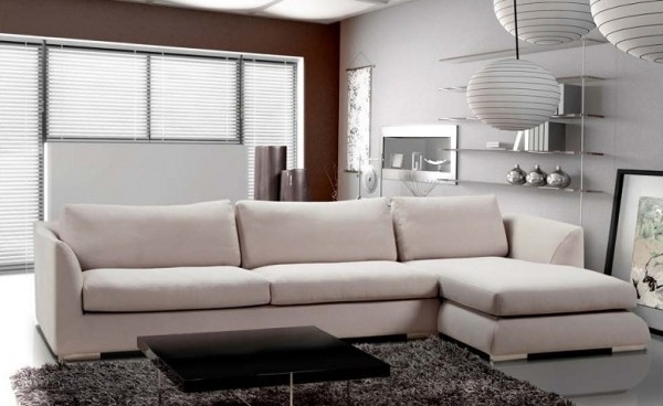 Lavender Sectional Sofa (View 1 of 10)