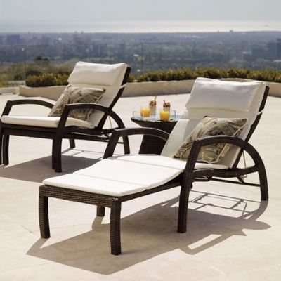 Lawn Furniture, Patio In Current Outdoor Chaises (View 7 of 15)