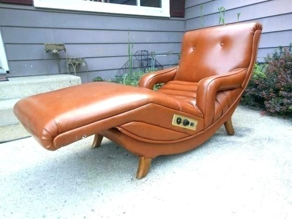 Lazy Boy Chaise Lounge Chairs With Most Recently Released Lazy Boy Chaise Lounge Chairs Full Image For Vintage La Z Boy (View 10 of 15)