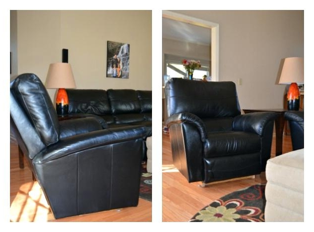 Lazy Boy Collins Sofa – Getanyjob (View 7 of 10)