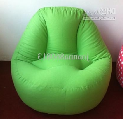 Lazy Sofa Chairs Intended For Widely Used Fashion Mutlicolor Lazy Chair Beanbag Chair Bean Bags Lazy Sofa (View 4 of 10)