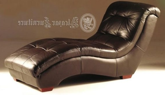 Leather Chaise Lounges With Regard To Preferred Leather Chaise Lounge Chair Elegant Wonderful Princess Tufted In (View 11 of 15)