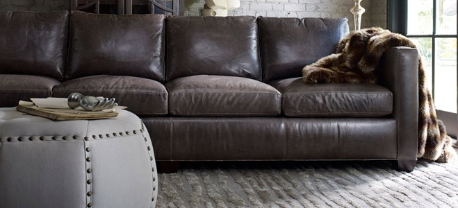 Leather Furniture Gallery Of Quality Custom Furniture With Regard To Most Popular High End Leather Sectional Sofas (View 6 of 10)