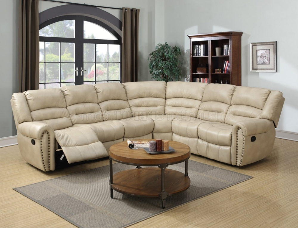 Leather Motion Sectional Sofas Inside Famous Sectional Sofa (View 6 of 10)