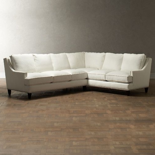 Leather Sectional Sofas, Leather Sectional And Regarding Current Joss And Main Sectional Sofas (View 8 of 10)