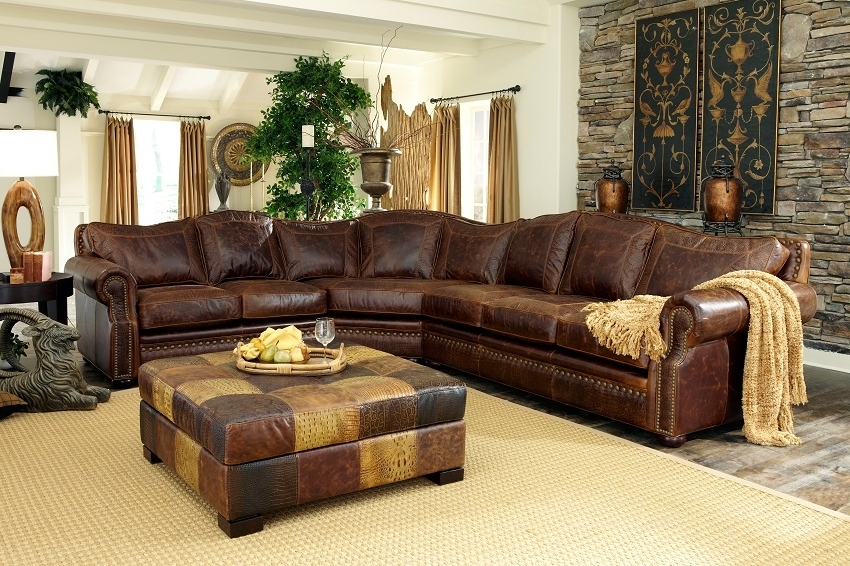 Leather Sectional Sofas : Tucson Leather Sectional Throughout Well Known Tucson Sectional Sofas (View 2 of 10)