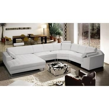 Leather Sectional Sofas (View 10 of 10)