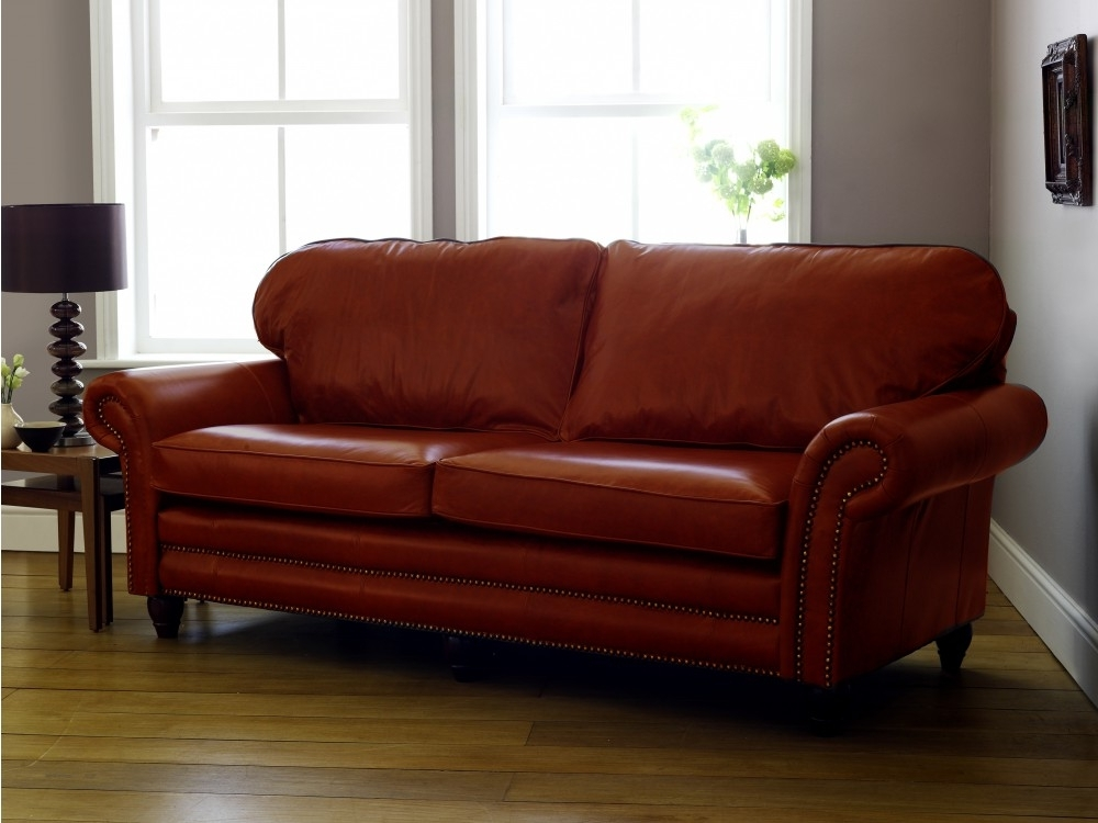Leather Sofa Beds Maela Beauteous Leather Sofa Bed – Home Design Ideas Intended For Most Up To Date Canterbury Leather Sofas (View 6 of 10)