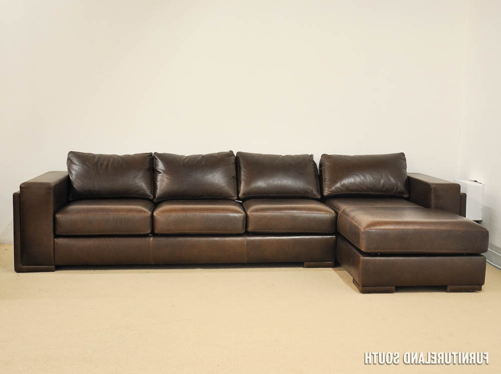 Leather Sofa Chaises Intended For 2017 Nice Couch With Chaise Lounge Leather Couch With Chaise Minnares (View 5 of 15)
