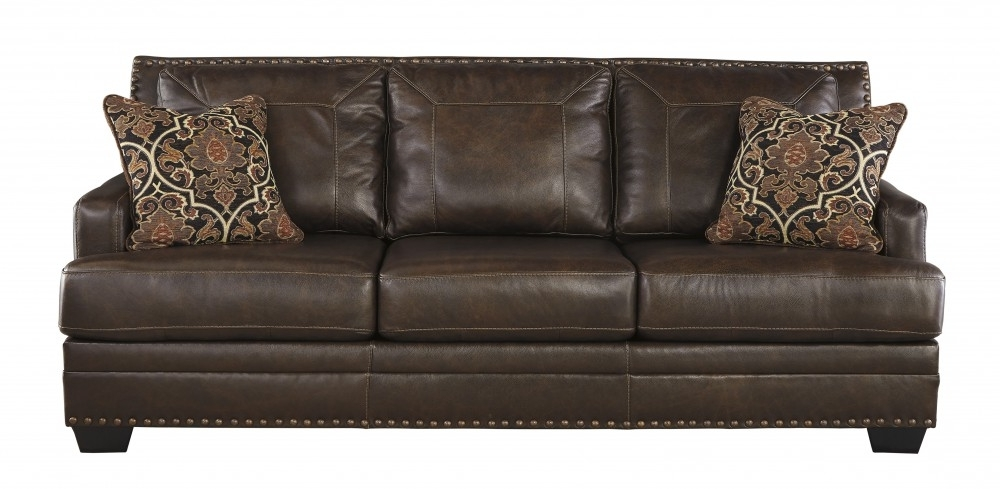 Leather Sofas (View 9 of 10)