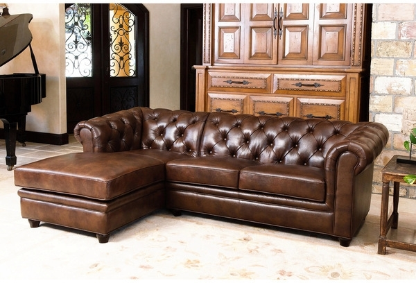 Leather Sofas With Chaise Within Most Up To Date Leather Sofa Guide – Leather Furniture Reviews, Guides And Tips (View 11 of 15)