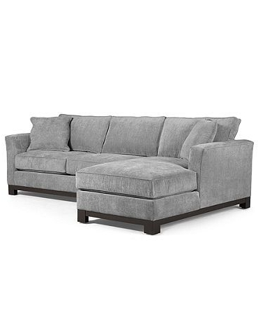 Light Gray Sectional Sofa With Chaise (View 9 of 15)