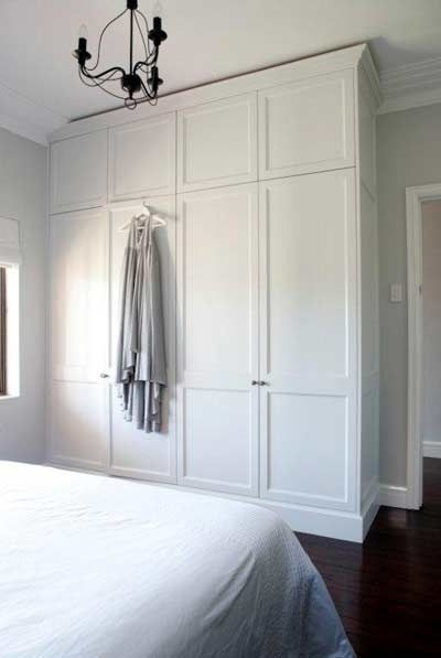 Light Switches, Wardrobes And Doors Pertaining To 2018 French Style Fitted Wardrobes (View 11 of 15)