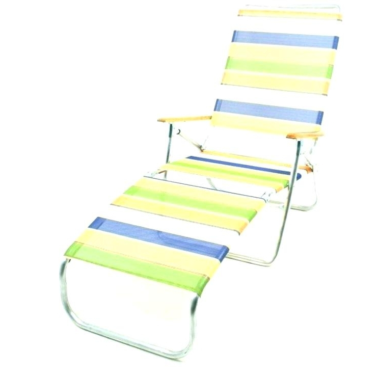 Lightweight Chaise Lounge Chairs Regarding Well Liked Awesome Folding Chaise Lounge Chair Outdoor Cheap Folding Chaise (View 8 of 15)