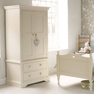 Little Folks Furniture In Well Liked Wardrobes Chest Of Drawers Combination (View 7 of 15)
