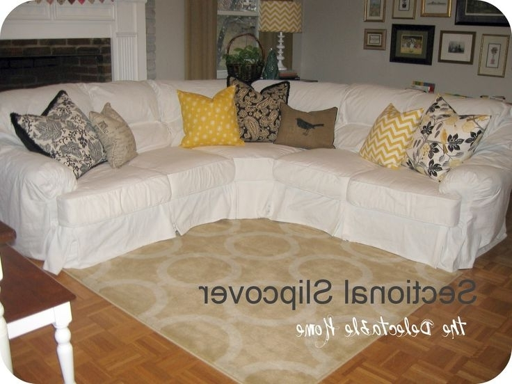 Living Rooms In Sectional Sofas With Covers (View 1 of 10)