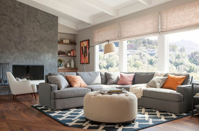 Living Spaces Sectional Couches – Home Design Ideas And Pictures Regarding Current Living Spaces Sectional Sofas (View 3 of 10)