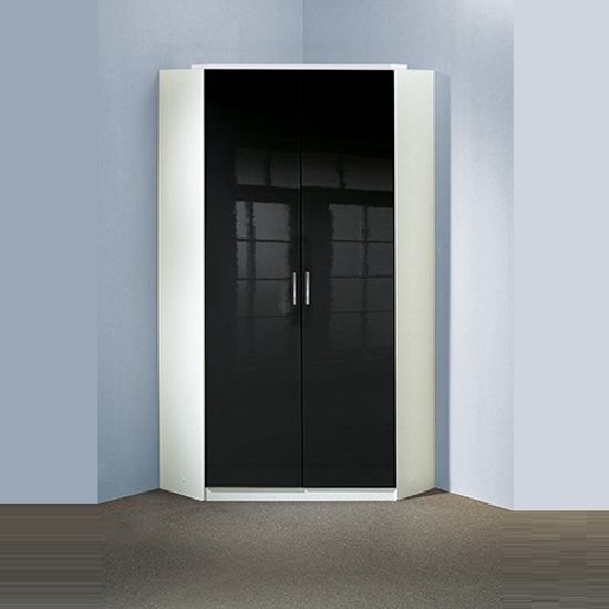 Looking For A Corner Wardrobe To Maximise Your Space? With Regard To Most Current Black Corner Wardrobes (View 3 of 15)