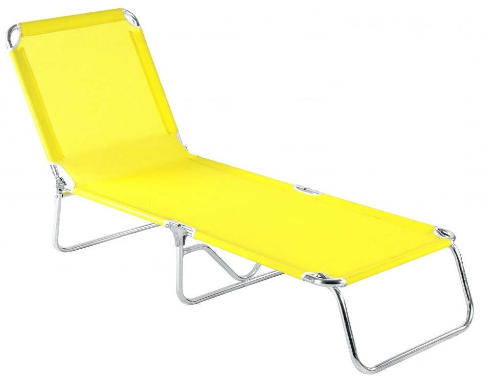Lounge Chair : Best Outdoor Lounge Chair Sling Chaise Lounge Within Trendy Heavy Duty Outdoor Chaise Lounge Chairs (View 8 of 15)