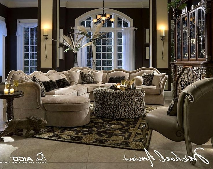 Luxury Sectional Sofas For Preferred High End Sectional Sofa – Home And Textiles (View 6 of 10)