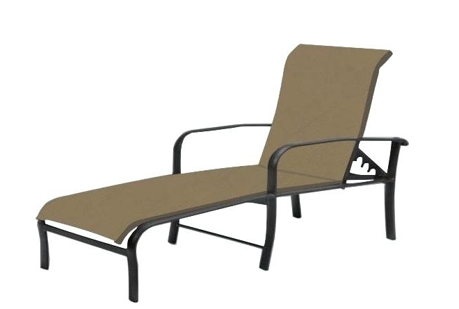 Martha Stewart Outdoor Chaise Lounge Chairs With Regard To Most Recently Released Martha Stewart Miramar Ii Chaise Lounge Belleville Padded Sling (Gallery 8 of 15)