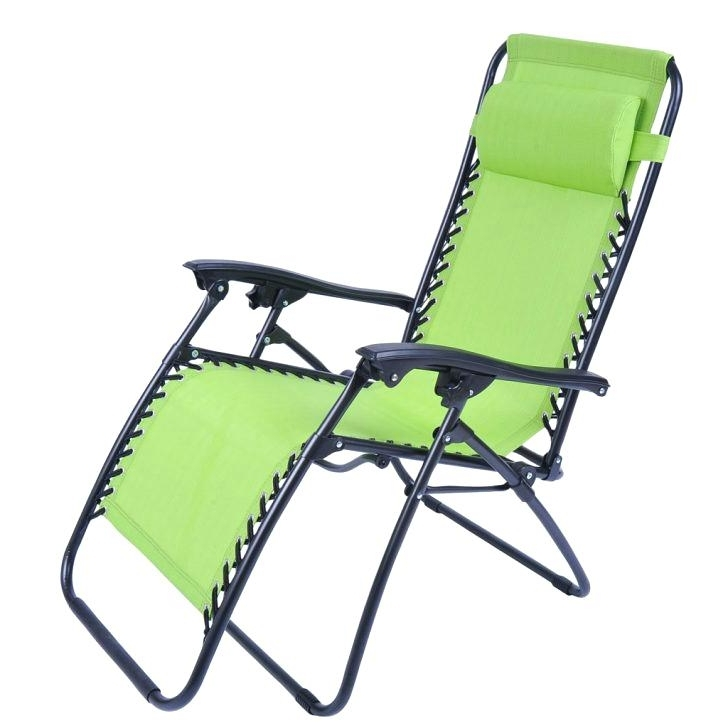 Featured Photo of Maureen Outdoor Folding Chaise Lounge Chairs