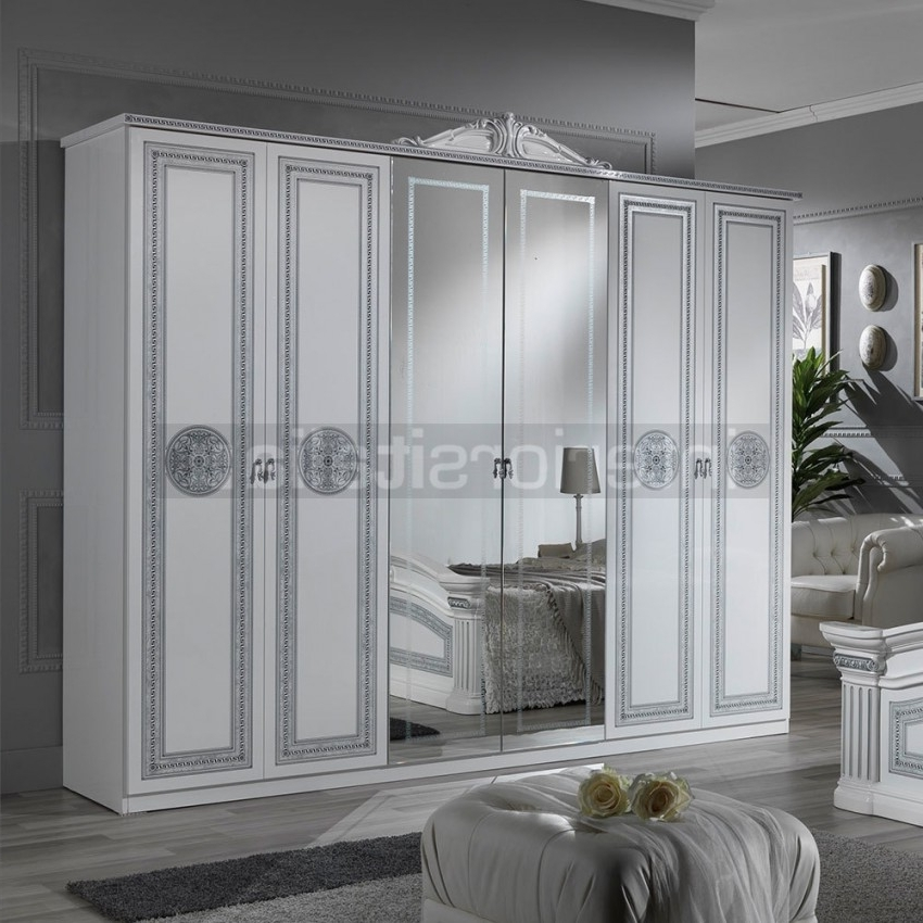Featured Photo of Silver Wardrobes