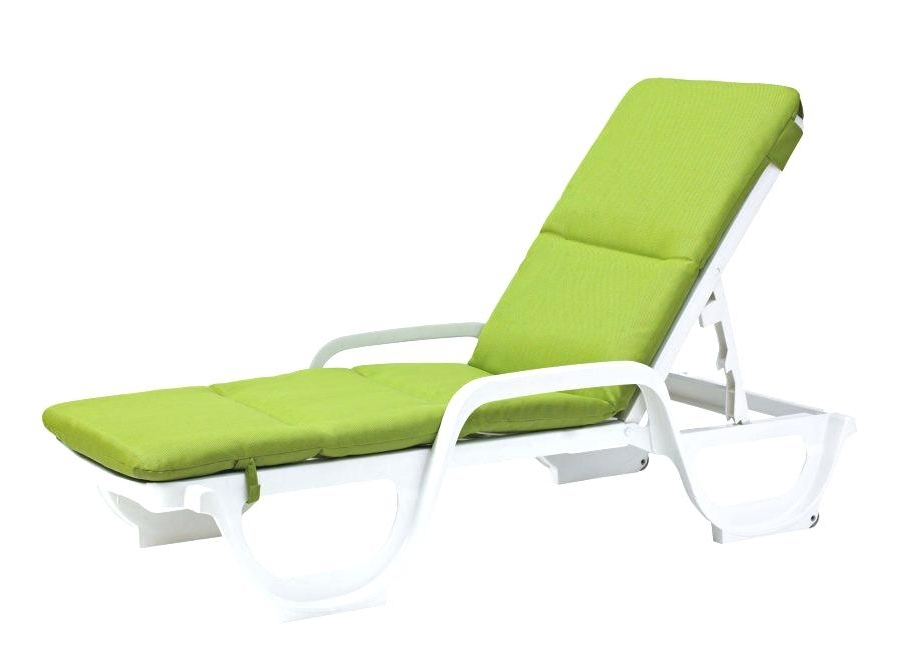 Metal Outdoor Chaise Lounge Full Size Of White Metal Stained In Well Known Fabric Outdoor Chaise Lounge Chairs (View 8 of 15)