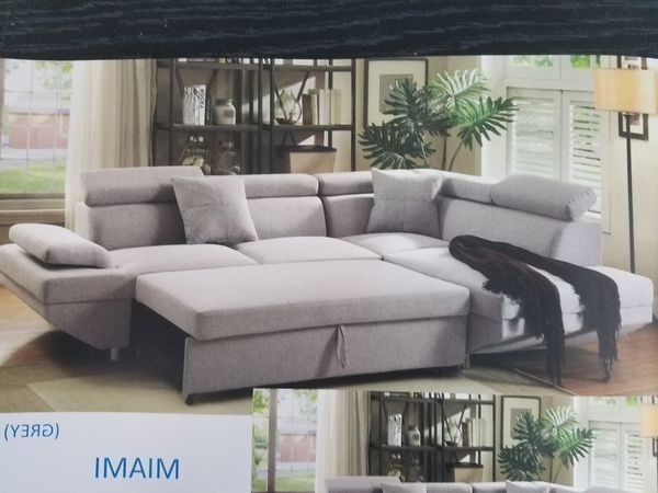 Miami Sleeper Sectional (Furniture) In Killeen, Tx – Offerup With Regard To Current Killeen Tx Sectional Sofas (View 6 of 10)