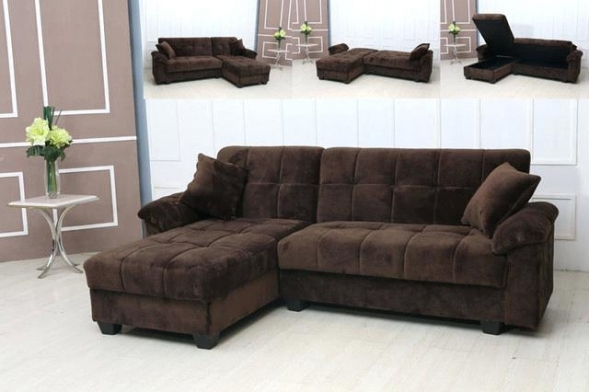 Microfiber Chaise Sectional Sofas – Ipwhois Microfiber Chaise With Well Known Microfiber Chaises (View 10 of 15)