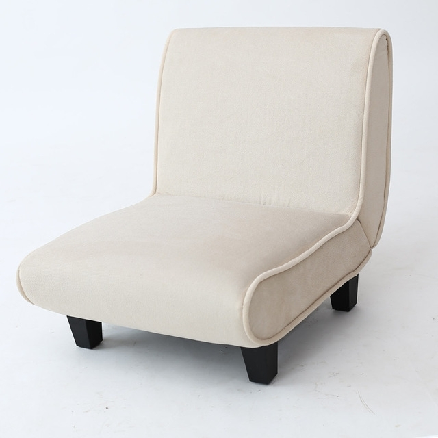 Mini Sofas Regarding Current Modern Mini Sofa Chair Furniture Upholstered  Single Sofa Seater (Gallery 7