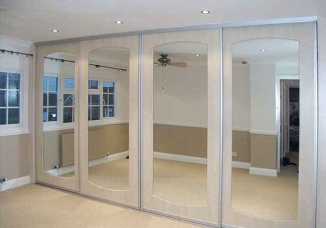 Mirror Mirror On The Wall, Where's The Calmest Place Of All? Throughout Most Up To Date Mirrored Wardrobes (View 5 of 15)