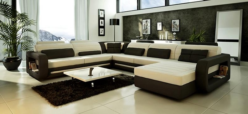 Modern Custom Leather Sofa – Sectional Sofas And Sofa Furniture In Inside Favorite Ottawa Sectional Sofas (View 2 of 10)